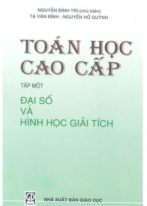 [PDF] Giáo trình toán cao cấp A1 Toan-cao-cap-tap-1-dai-so-va-hinh-hoc-giai-tich